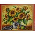 """Ван Гог, Подсолнухи, набор """"Рисование по номерам"""", холст 40*50см"""